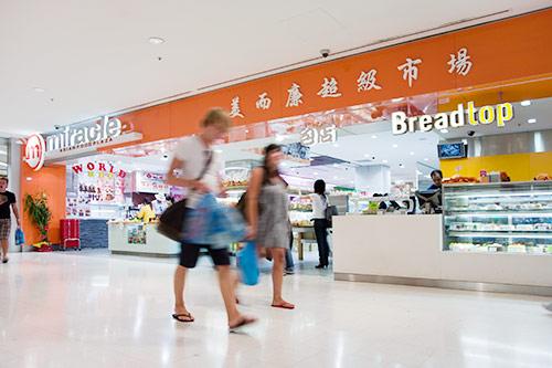 Asia Feinkostmarkt