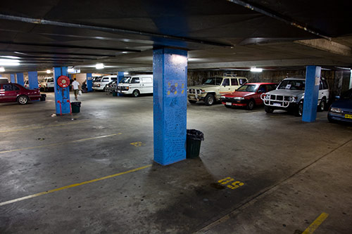 Kings Cross Car Market