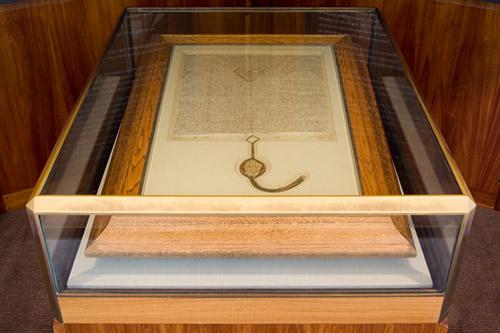 Magna Carta in Canberra
