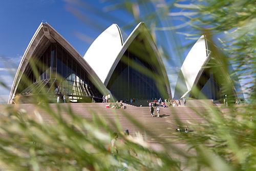 Sydneys Oper