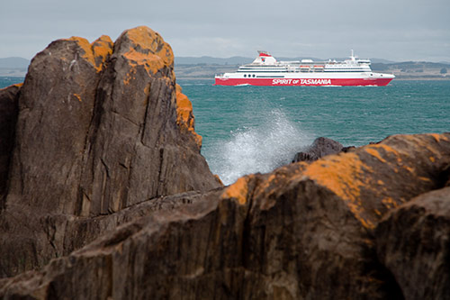 Die Spirit of Tasmania