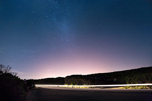 Sternenhimmel Milchstraße