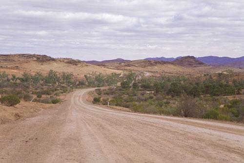 Gravel Road (ohne Noppen)