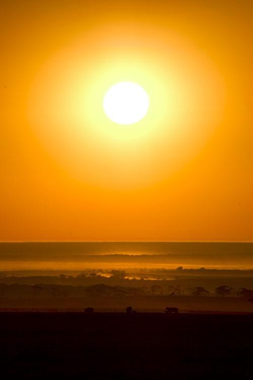 Sonnenuntergang auf der Yorke Halbinsel