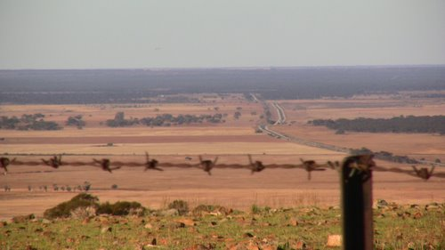 Ein trockenes Outback